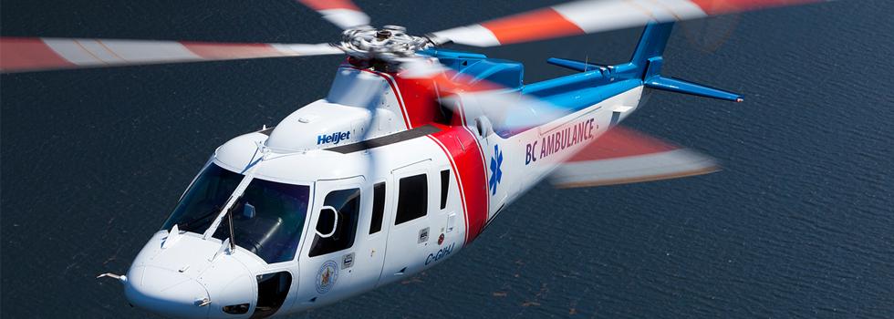 Sikorsky S76 Air Ambulance